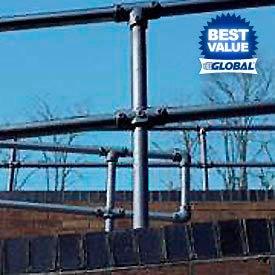 Fittings Railing Kee Klamp Fittings Galvanized Pipe Fittings | Black Iron Pipe Handrail | Custom Iron | Galvanized Pipe | Stairway | Aluminum Pipe | Water Pipe