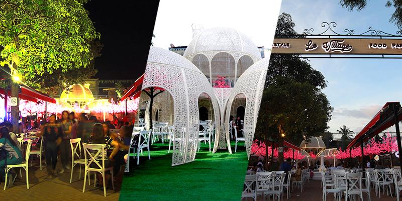 Look A New Food Park Inspired By Night Markets In France