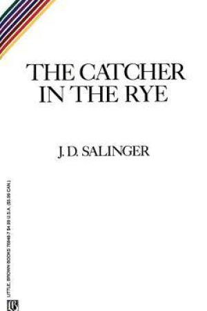 The Catcher in the Rye pdf books