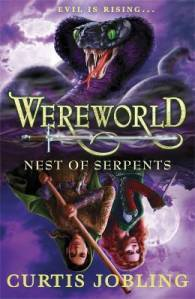 Nest of Serpents  Wereworld   4  by Curtis Jobling 13226817