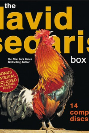 David Sedaris - 14 CD Boxed Set pdf books