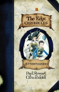 The Edge Chronicles 5  Stormchaser  Second Book of Twig by Paul Stewart 607458