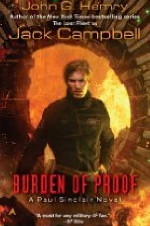 Burden of Proof (JAG in Space, #2) pdf books