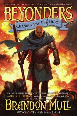 Chasing the Prophecy (Beyonders, #3) pdf books