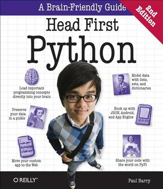 Head First Python by Paul Barry