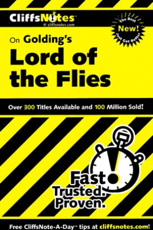 Golding's Lord of the Flies (Cliffs Notes) pdf books