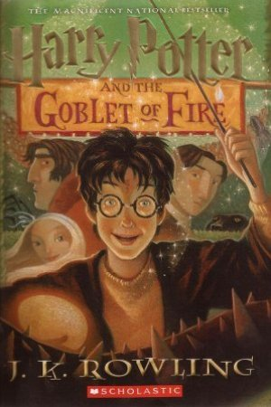 Harry Potter and the Goblet of Fire (Harry Potter, #4) pdf books