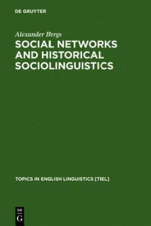 Social Networks and Historical Sociolinguistics: Studies in Morphosyntactic Variation in the Paston Letters (1421-1503) pdf books