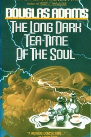 The Long Dark Tea-Time of the Soul (Dirk Gently, #2) pdf books