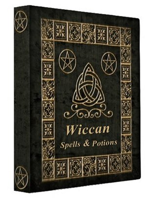 Wiccan Spells   Potions by Black Cat Press 20402981