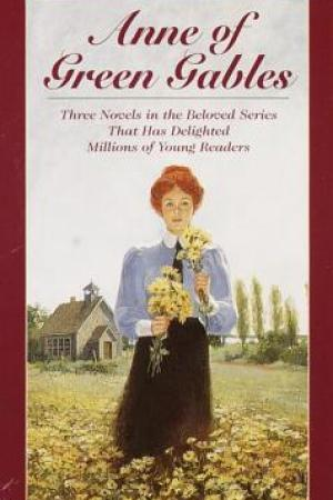 Anne of Green Gables Boxed Set (Anne of Green Gables #1-3) pdf books