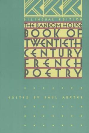 The Random House Book of 20th Century French Poetry pdf books