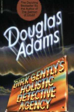 Dirk Gently's Holistic Detective Agency (Dirk Gently, #1) pdf books
