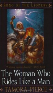 The Woman Who Rides Like a Man by Tamora Pierce 13830