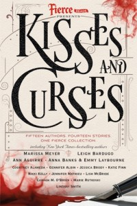Fierce Reads  Kisses and Curses by Lauren Burniac 23245593