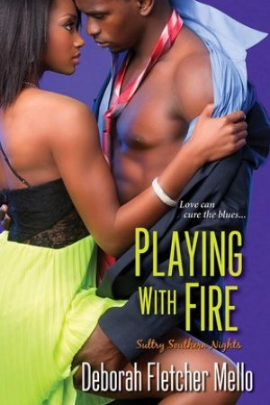Playing With Fire (Sultry Southern Nights, #1)