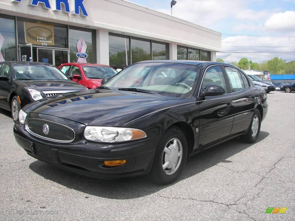 Black Buick Lesabre Blue