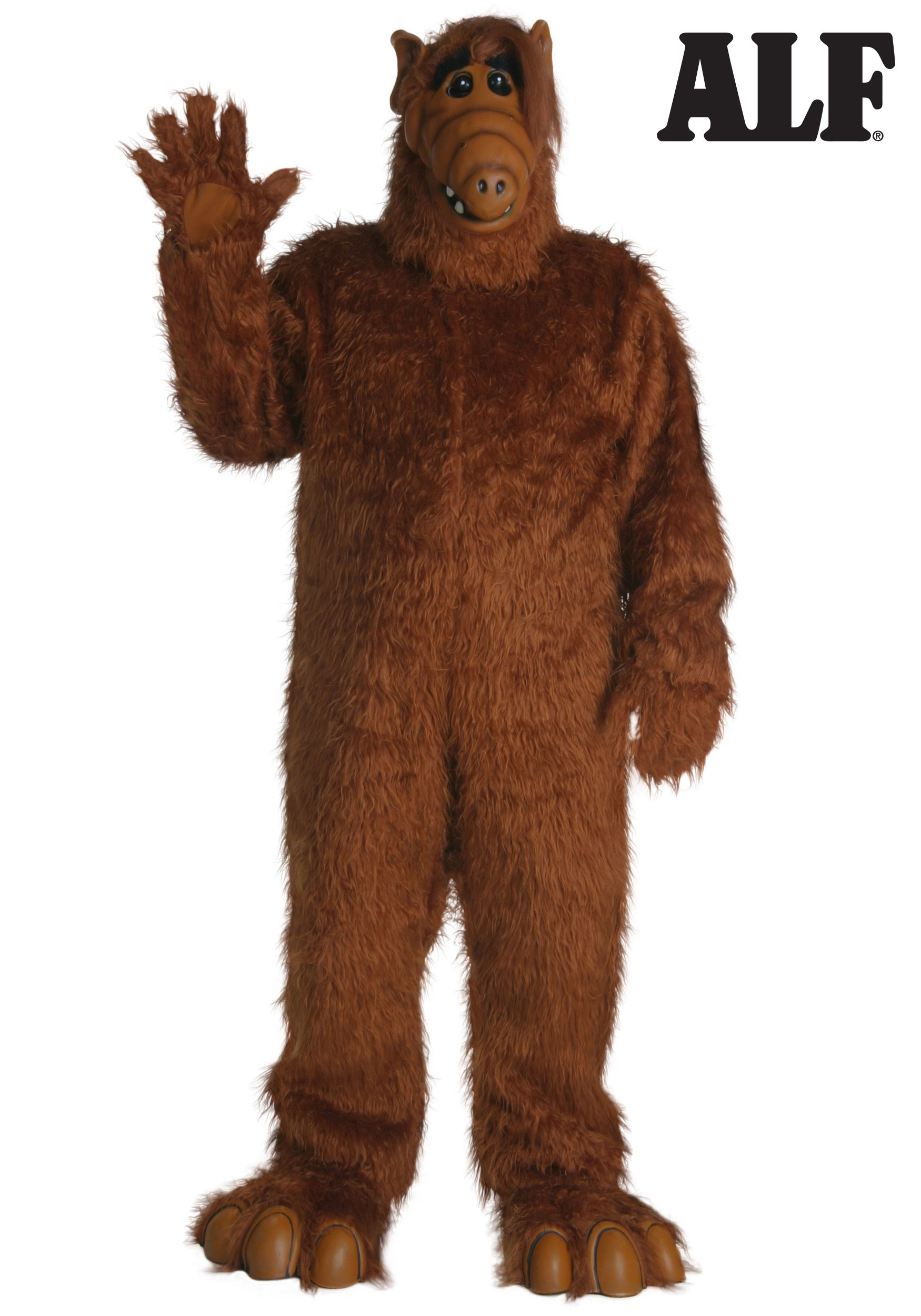 sc 1 st  Picture Lights & Bigfoot Halloween Costumes For Adults