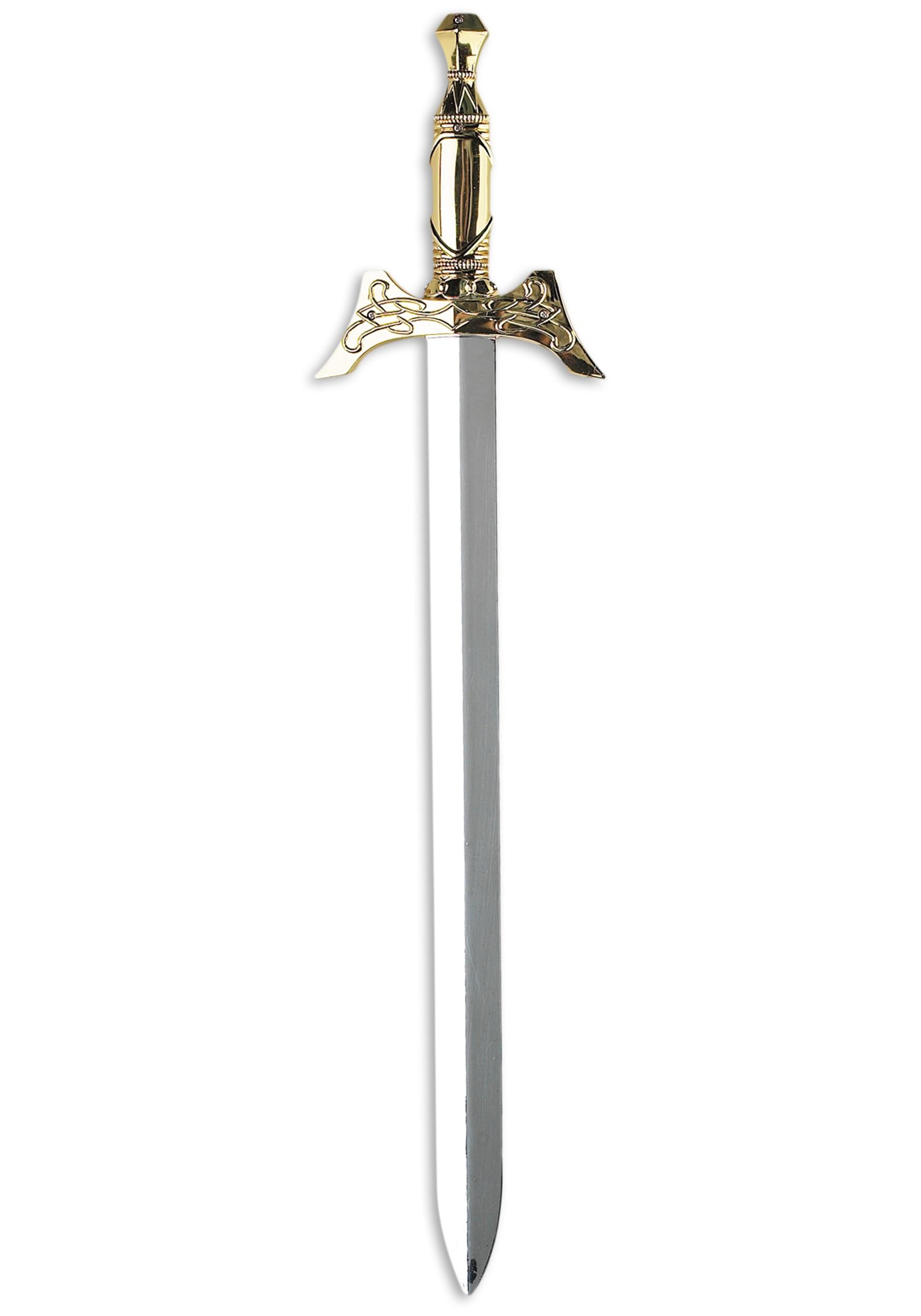 Knight's Sword Prop Accessory