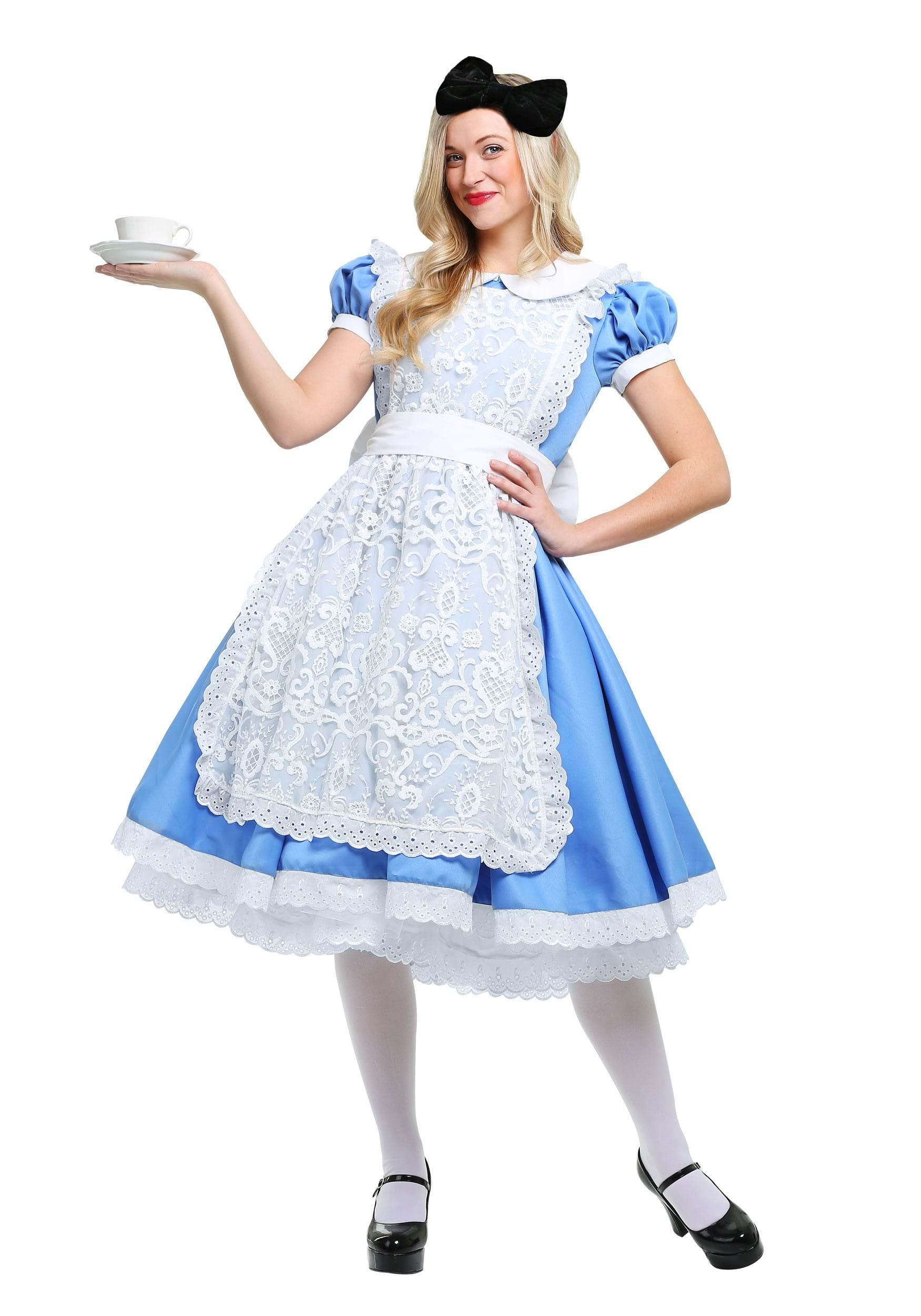 Alice Wonderland Alice Outfits