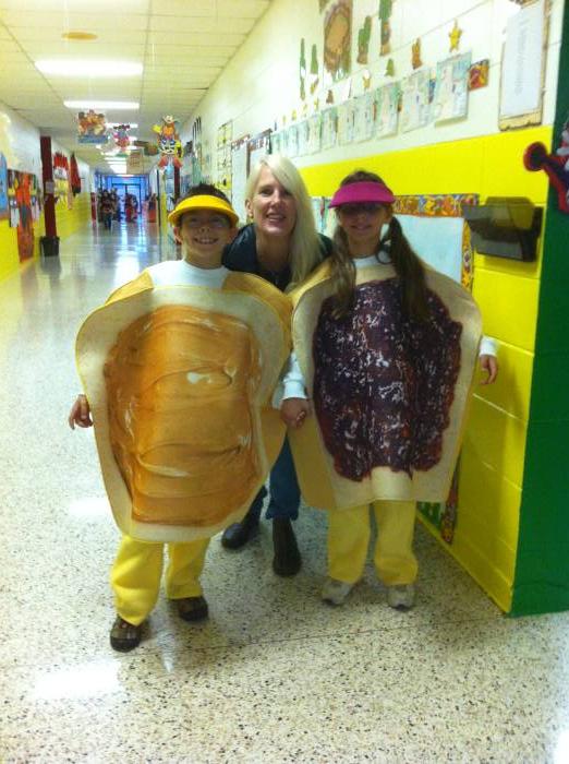 Halloween Banana Costume