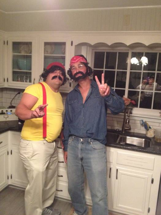 cheech and chong halloween costume ideas
