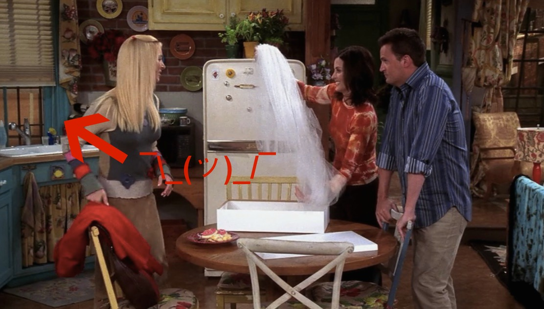 Here S One Thing You Never Noticed About Monica S