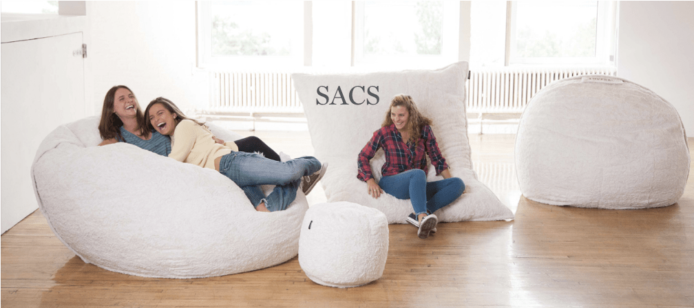 This Lovesac Pillow Chair Is As Big As A Bed And You Ll