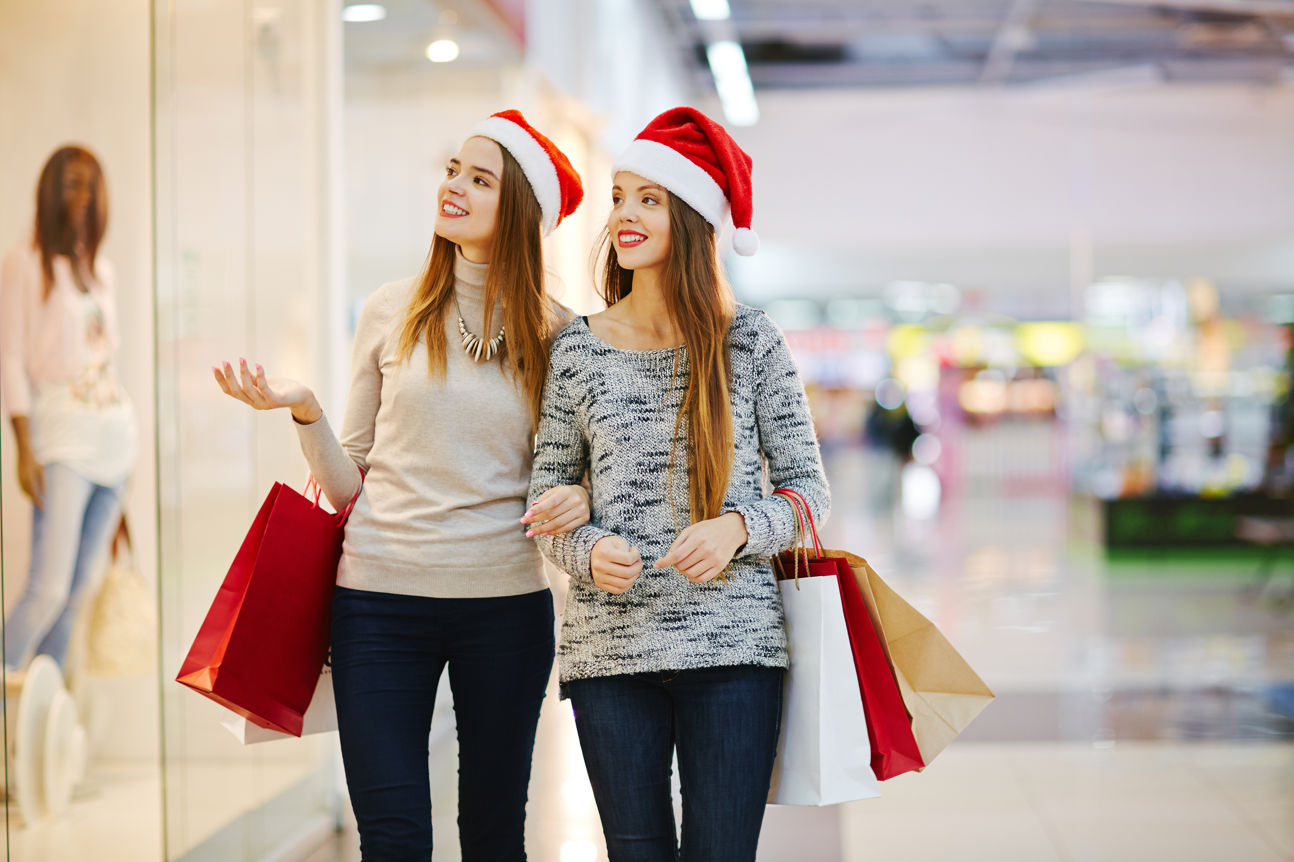 ladies shopping and dining - HD4200×2800