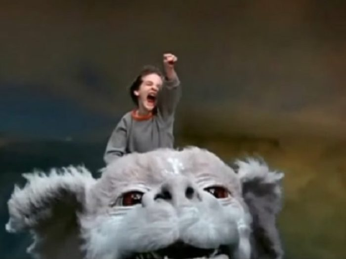 This Performance Of Quot The Neverending Story Quot Theme Song Is