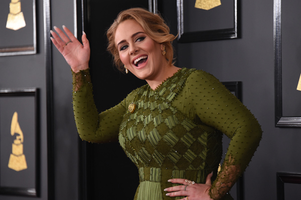Adele Dressed Up Like An Elderly Woman For Her 29th Birthday