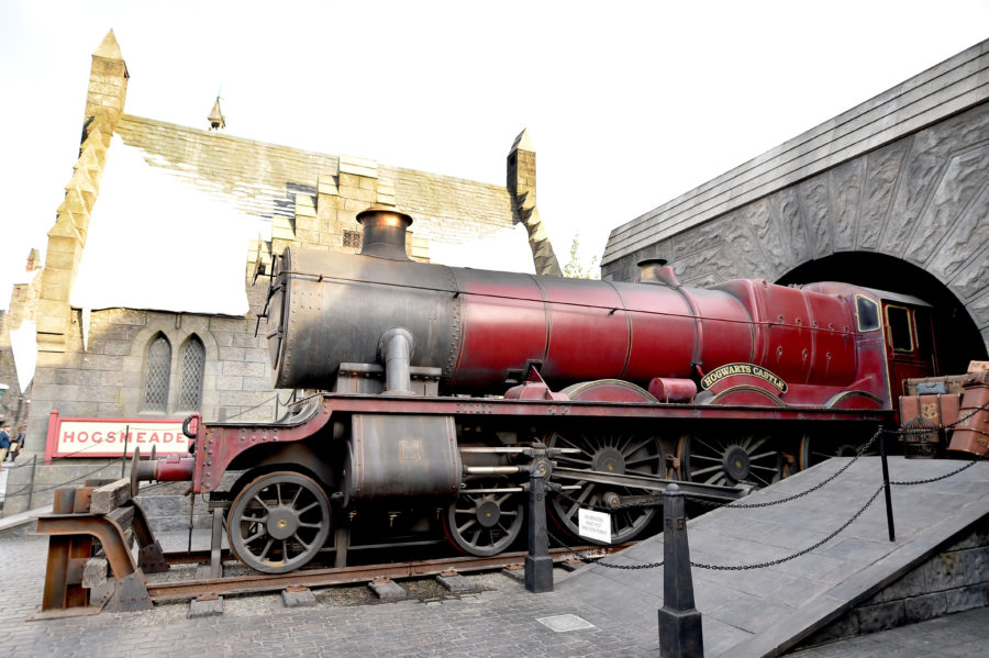 The Hogwarts Express just saved a family in real life ...