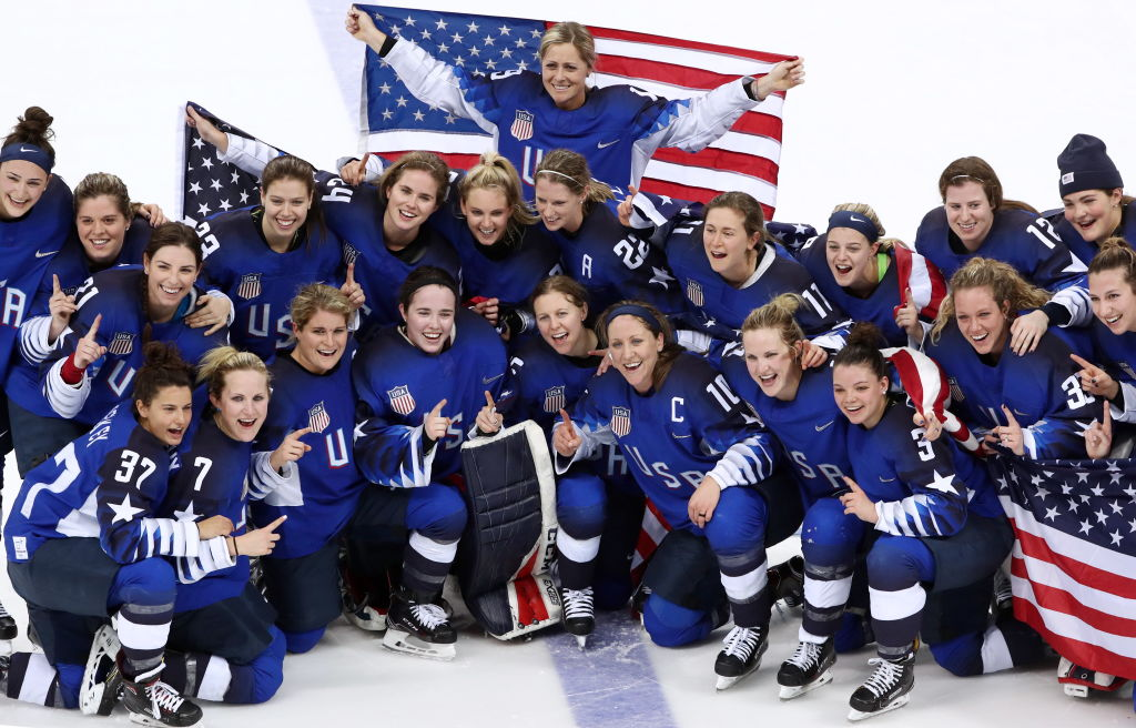 The United States mens national ice hockey team is based in Colorado Springs Colorado with its U18 and U17 development program in Plymouth Michigan
