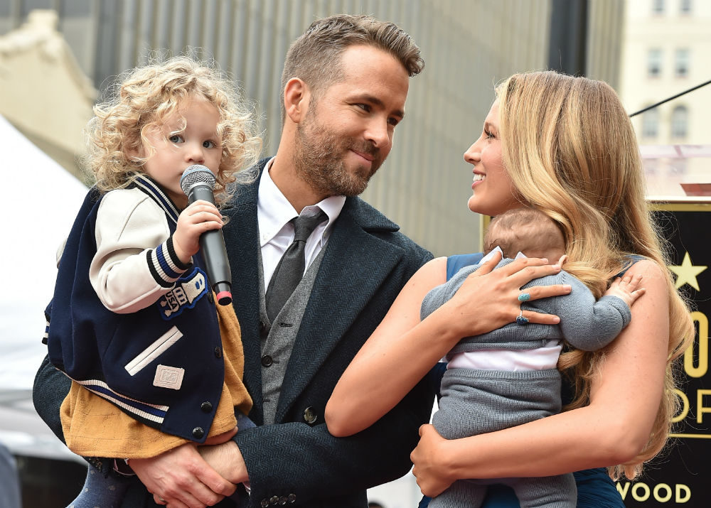 Why Ryan Reynolds and Blake Lively Named Their Daughter ...