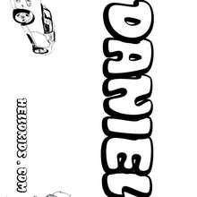 daniel coloring pages # 16