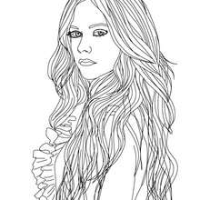 coloring pages fashion # 64