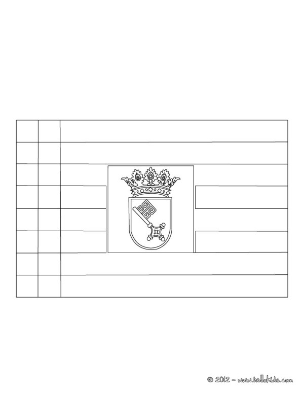 germany flag coloring page # 70