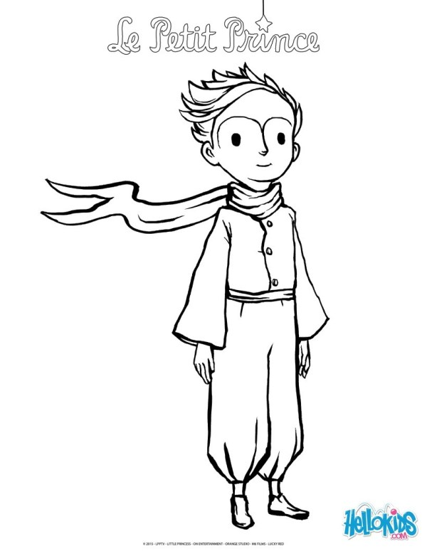 prince coloring pages # 13