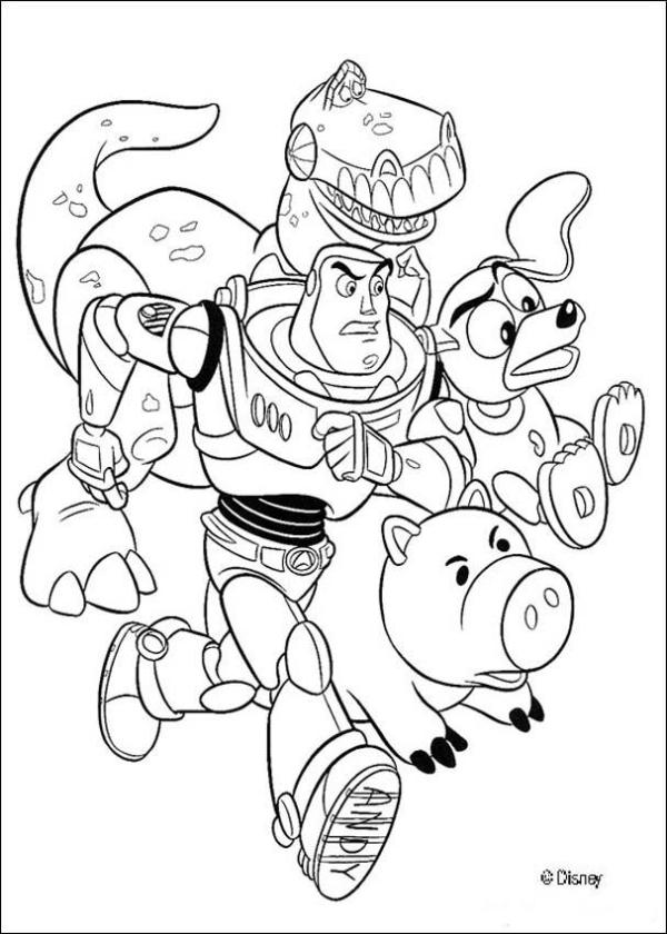 disney coloring book pages # 16