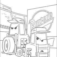 lightning mcqueen coloring pages free # 58