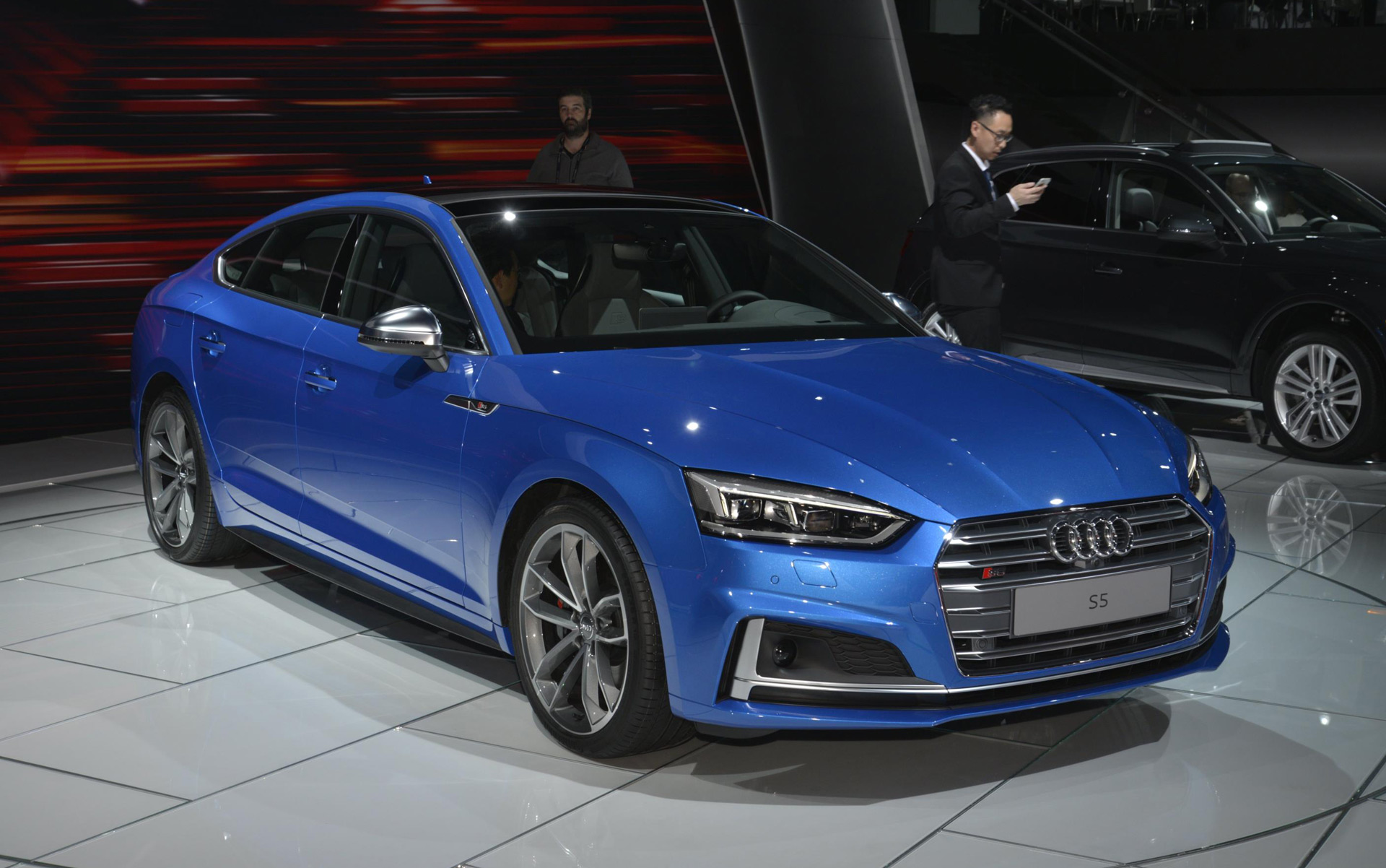 2018 Audi A5 Sportback Is The Baby A7 You Ve Been Waiting For