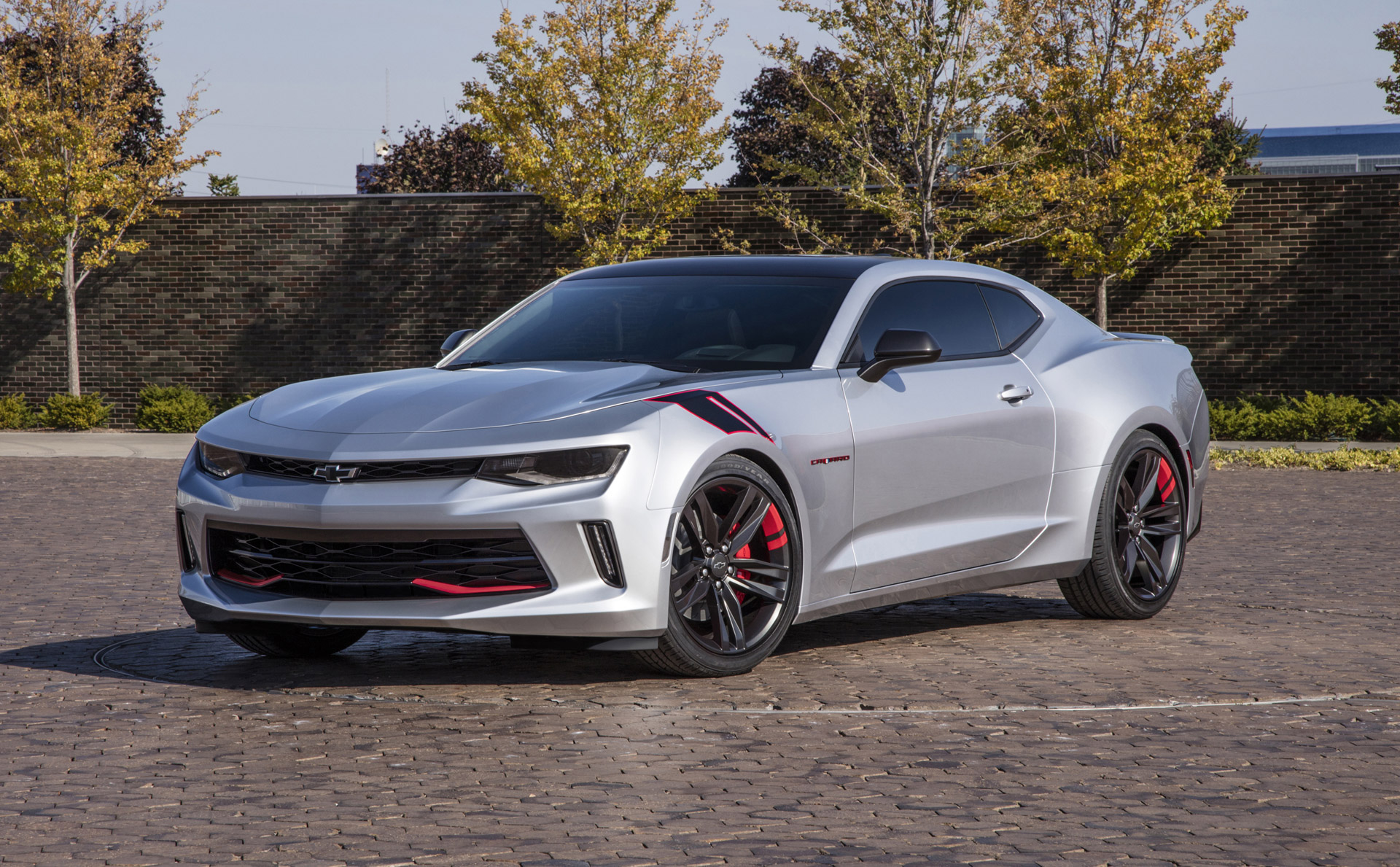 Chevy Previews New Accessories Range With SEMA Red Line ...