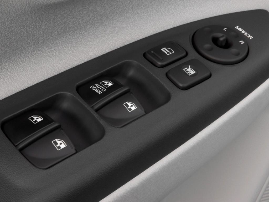2010 Hyundai Accent 4 Door Sedan Recalls