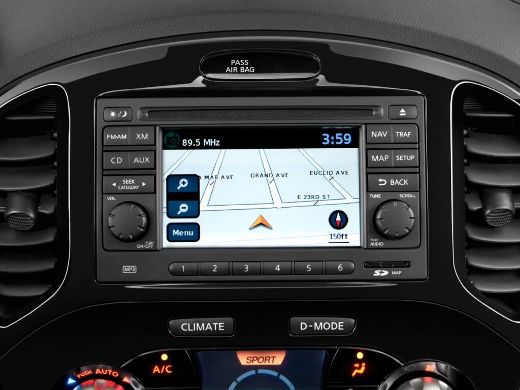 Image 2011 Nissan Juke Awd 5dr Wagon I4 Cvt Sv Audio