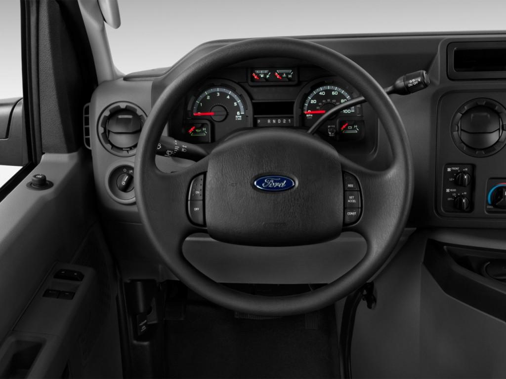 Image 2012 Ford Econoline Wagon E 350 Super Duty Xl