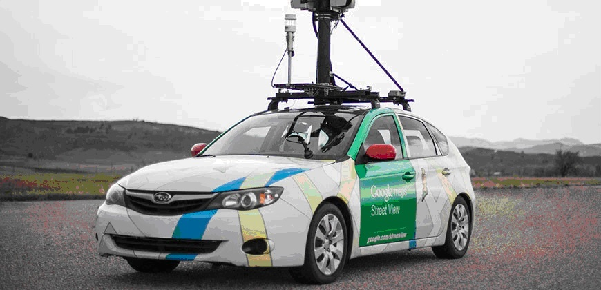 Google Street View Car Used To Spot Quantify Methane Leaks