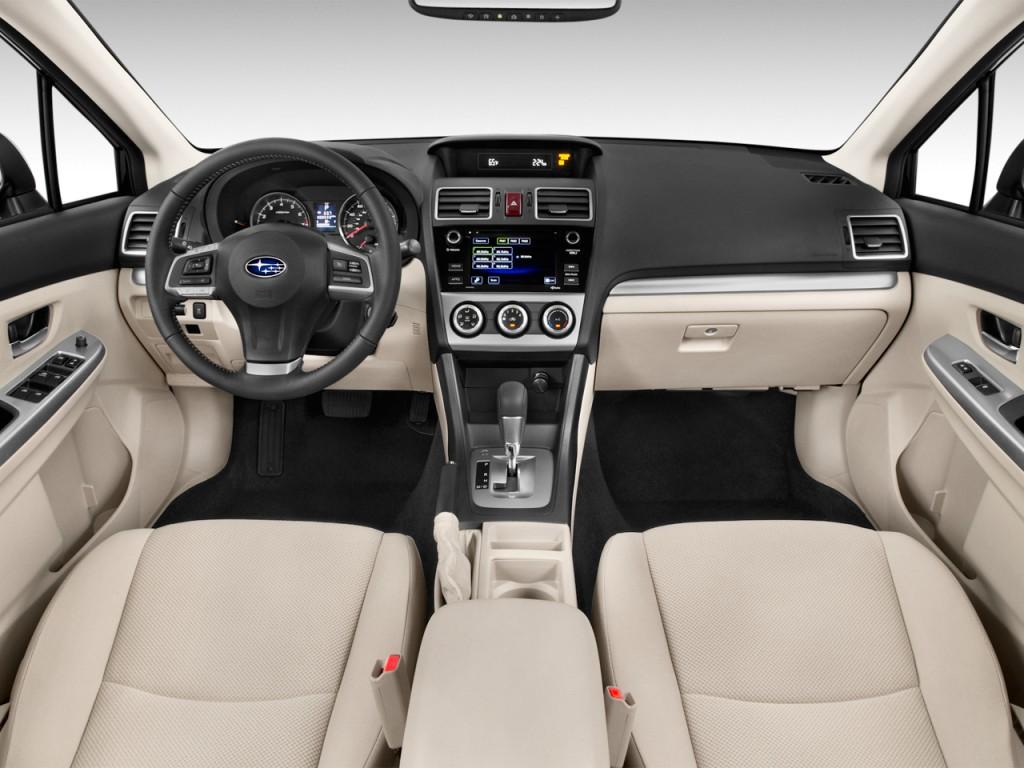 Image 2015 Subaru Impreza 4 Door Auto 2 0i Premium