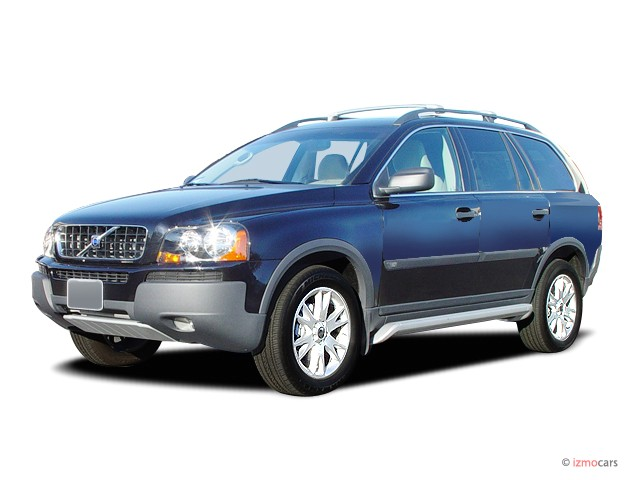 2003 Volvo Xc90 Review Ratings Specs Prices And Photos