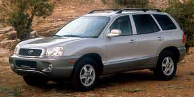 2003 Hyundai Santa Fe Review Ratings Specs Prices And
