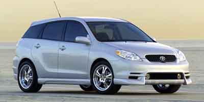 2003 Toyota Matrix Review Ratings Specs Prices And